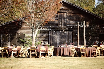 Wedding Barn | Party Barn