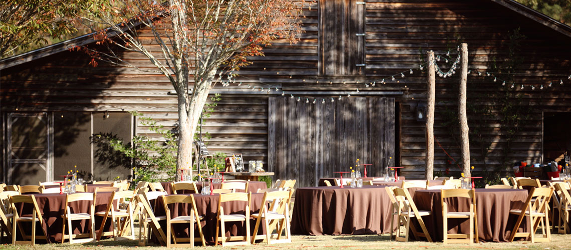 Georgia Barn Wedding Venue