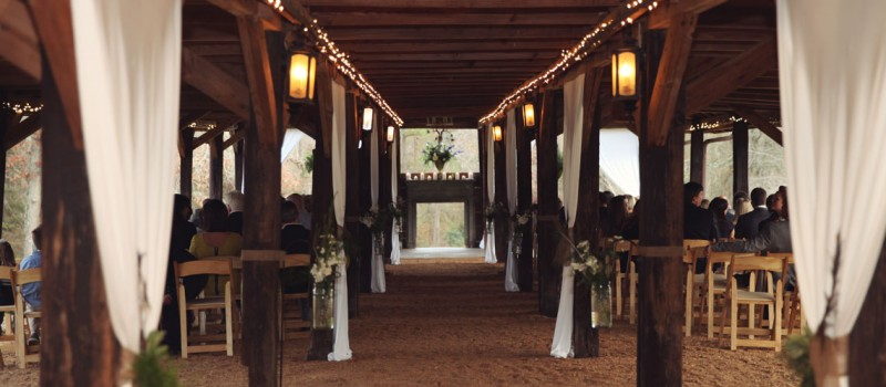 THE Middle Georgia Barn Wedding Venue